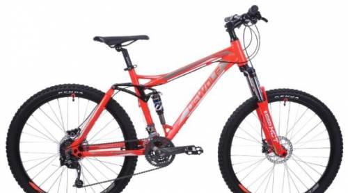 Велосипед двухподвес Dewolf Maestro 2