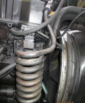 Змеевик - Volvo FH12