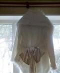 Шуба свадебная, варежки, митенки, женская одежда цвета хаки купить