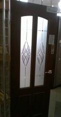 Дверь из массива премиум класса в полном комплекте