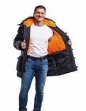 Куртка мужская Аляска Премиум, пуховики мужские peuterey