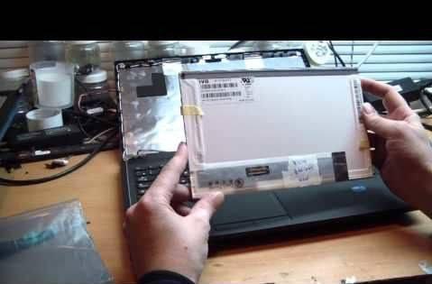 Tablet PC на запчасти asus EEE PC T101MT нерабочий
