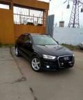 Audi Q3, 2013, Павлово