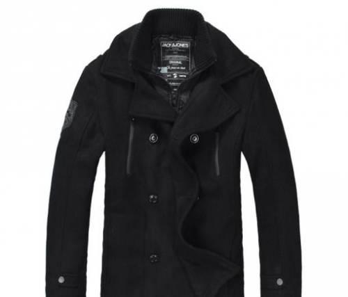 Интернет магазин одежды из китая больших размеров, пальто мужское Jack Jones