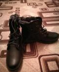 Мужские сандалии mida, ботинки кожзам