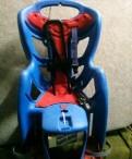 Детское велокресло Bellelli Pepe новое