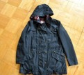 Куртка-парка с капюшоном topshop, кофта мужская вязанная на пуговицах