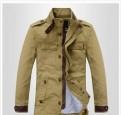 Мужская бежевая куртка, мужские толстовки большие размеры