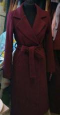 Заказ одежды по интернету с бесплатной доставкой, новое пальто халат ниже колен с дефектом