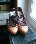 Туфли, сабо, женские осенние сапоги экко