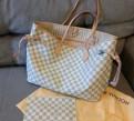 Новая сумка Louis Vuitton Neverfull