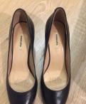 Туфли Mascotte, высокие сапоги на широкую ногу