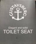 Сиденье и крышка для унитаза Gustavsberg Artic с м