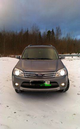 Ford Escape, 2008, Тосно