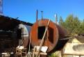Ёмкость для производства древесного угля