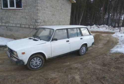 ВАЗ 2104, 1997
