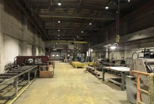 Производственное помещение, 728 м²