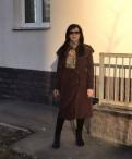 Модная женская одежда garderob, плащ новый на утеплённой подкладке р-р 44