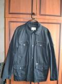 Куртка весенняя мужская черная размер 50, костюмы для рыбалки цены