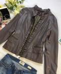 Нижнее белье красно черное, куртка из искусственной кожи