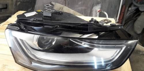 Audi A4 B8 фара правая 8K0941006C, коробка автомат на новом солярисе