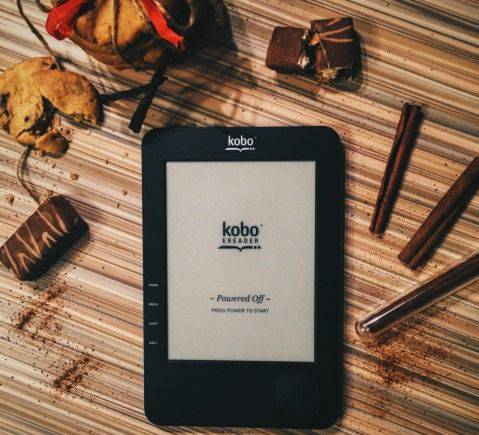 Kobo 647 с e-ink экраном