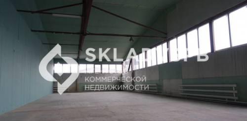 Складское отапливаемое помещение, 210 м²