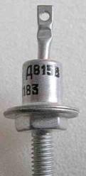Стабилитроны кремниевые Д815В новые в упаковке