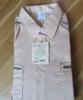 Новая рубашка р.41 (рост 182-188 р. 48) ретро СССР, виндзор магазин мужской одежды