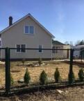 Дом 118 м² на участке 6.8 сот