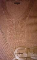 Свитер oodji, штаны с полосками по бокам из 90-х