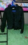 Куртка, фасон платья с рукавом фонарик