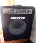 Мощный Басовый комбик Hartke A100