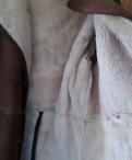 Дублёнка натуральная, мужская шуба из искусственного меха купить