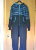 Теплый комбинезон, спортивные брюки из полиэстера мужские