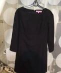 Маленькое черное платье, платье-бюстье с пышной юбкой