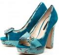 Новые туфли на каблуке Winzor 40 р-р, босоножки на танкетке цена, Волосово