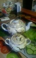 Заварочный чайник и сахарница, Санкт-Петербург