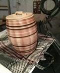 Керамическая бочка