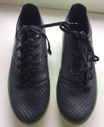 Футбольные бутсы Adidas, мужские туфли из натуральной кожи купить в италия
