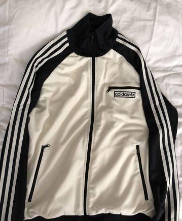 """Куртка спортивная """"адидас"""", толстовка на молнии с капюшоном faberlic sport"""