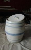 Пищевой керамический бочонок