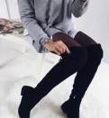 Женская обувь molo, ботфорты, Тихвин