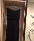 Платье трикотажное, бальное платье фатин