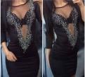 Лосины женские леопардовые, платье