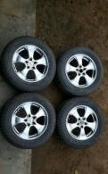 Комплект колес зимний шипы Honda CRV R17 225/65, Сосново