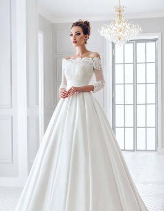 48aefda7123 Прокат пышного свадебного платья А1552