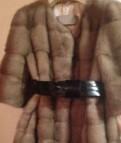 Норковая шуба, 501876 куртка женская thelma
