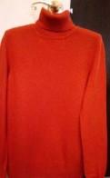 Джинсы клеш от бедра женские, кашемирово-шелковый свитер оригинал