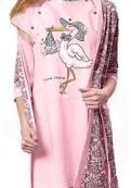 Новые халат и сорочка, женская одежда оптом antiga